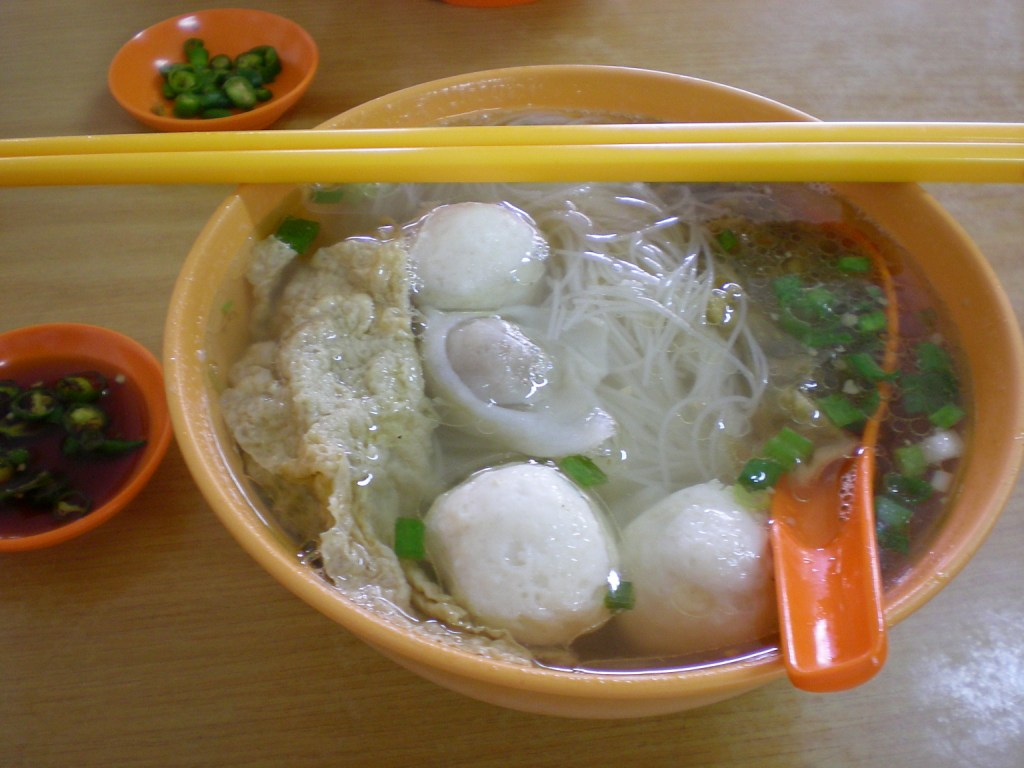 how to steam fish balls