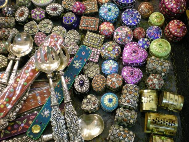 jewellery boxes & etc