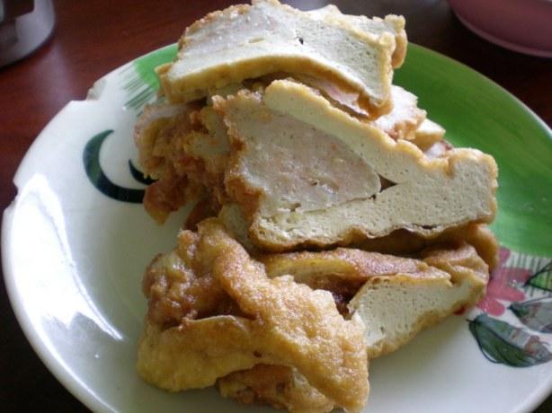 tofu-fish-paste