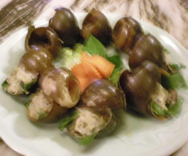 stuff snail