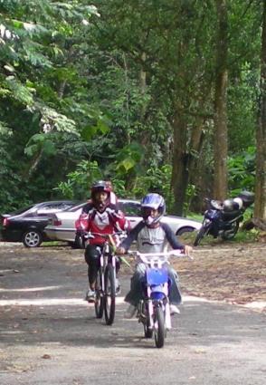bike puller