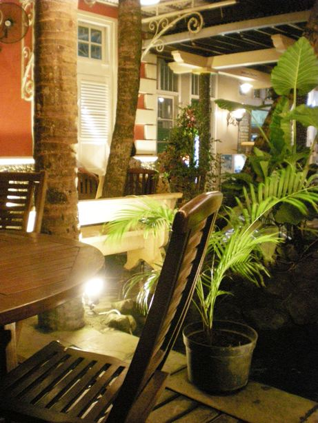 Pesta Keboen Restaurant Semarang Indonesia Bual Bual Kosong