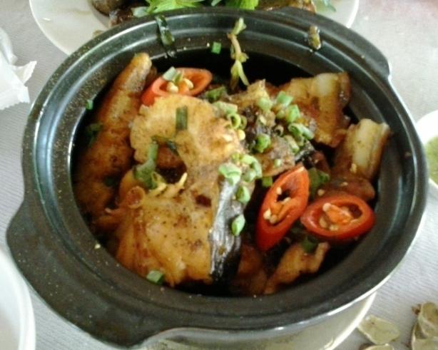 stewed fish